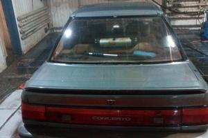 Автомобиль Honda Concerto, среднее состояние, 1990 года выпуска, цена 75 000 руб., Красноярск