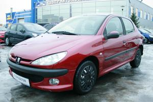 Авто Peugeot 206, 2007 года выпуска, цена 190 000 руб., Санкт-Петербург