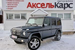 Авто Mercedes-Benz G-Класс, 2005 года выпуска, цена 2 190 000 руб., Киров
