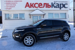 Авто Land Rover Range Rover Evoque, 2013 года выпуска, цена 1 750 000 руб., Киров