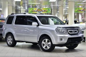 Авто Honda Pilot, 2008 года выпуска, цена 865 555 руб., Москва