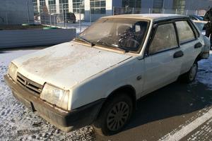 Авто ВАЗ (Lada) 2109, 1997 года выпуска, цена 12 000 руб., Казань