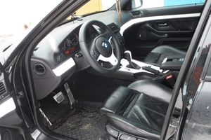 Подержанный автомобиль BMW 5 серия, отличное состояние, 2002 года выпуска, цена 450 000 руб., Дмитров