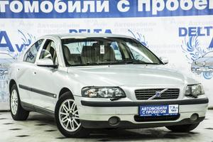 Авто Volvo S60, 2004 года выпуска, цена 388 000 руб., Москва
