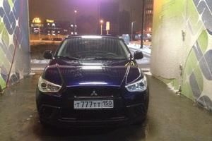 Автомобиль Mitsubishi ASX, отличное состояние, 2012 года выпуска, цена 750 000 руб., Раменское