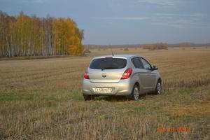Автомобиль Hyundai i20, отличное состояние, 2010 года выпуска, цена 400 000 руб., Новосибирск