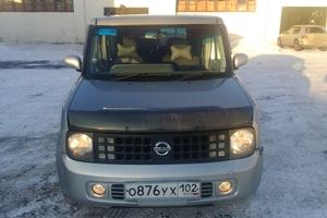 Автомобиль Nissan Cube, хорошее состояние, 2005 года выпуска, цена 300 000 руб., Москва