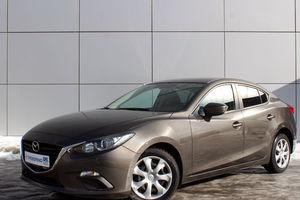 Авто Mazda 3, 2015 года выпуска, цена 964 200 руб., Москва