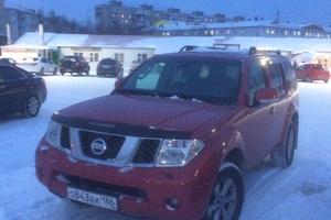 Подержанный автомобиль Nissan Pathfinder, хорошее состояние, 2007 года выпуска, цена 800 000 руб., Нижневартовск