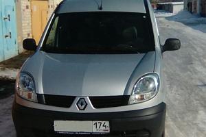 Автомобиль Renault Kangoo, отличное состояние, 2009 года выпуска, цена 315 000 руб., Копейск