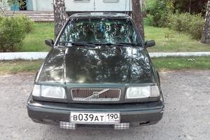 Автомобиль Volvo 460, хорошее состояние, 1995 года выпуска, цена 89 000 руб., Липецк