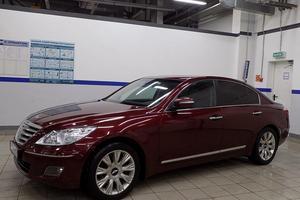 Авто Hyundai Genesis, 2010 года выпуска, цена 880 000 руб., Москва