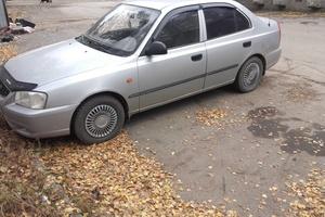Автомобиль Hyundai Accent, хорошее состояние, 2007 года выпуска, цена 220 000 руб., Челябинск