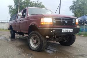 Автомобиль Ford F-Series, хорошее состояние, 1993 года выпуска, цена 350 000 руб., Ханты-Мансийск