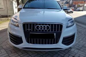 Подержанный автомобиль Audi Q7, отличное состояние, 2014 года выпуска, цена 2 450 000 руб., Краснодар