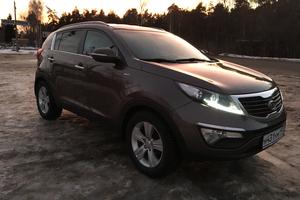 Подержанный автомобиль Kia Sportage, отличное состояние, 2012 года выпуска, цена 900 000 руб., Раменское