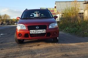 Автомобиль Suzuki Ignis, хорошее состояние, 2000 года выпуска, цена 155 000 руб., Архангельск