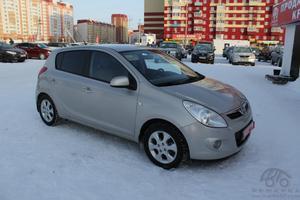 Авто Hyundai i20, 2010 года выпуска, цена 380 000 руб., Тюмень