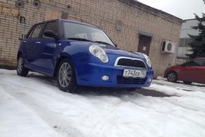 Подержанный автомобиль Lifan Smily, отличное состояние, 2011 года выпуска, цена 205 000 руб., Железнодорожный
