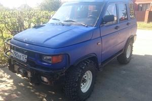 Автомобиль УАЗ 3160, хорошее состояние, 2001 года выпуска, цена 320 000 руб., Славянск-на-Кубани
