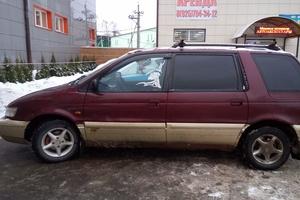 Автомобиль Mitsubishi Space Wagon, среднее состояние, 1993 года выпуска, цена 100 000 руб., Москва
