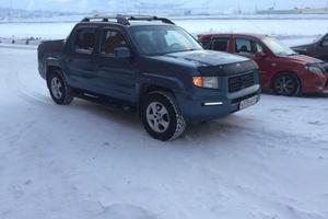 Автомобиль Honda Ridgeline, хорошее состояние, 2006 года выпуска, цена 1 000 000 руб., Норильск