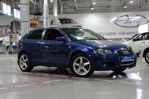 Подержанный автомобиль Audi A3, отличное состояние, 2007 года выпуска, цена 399 000 руб., Челябинск