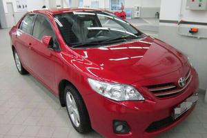 Подержанный автомобиль Toyota Corolla, хорошее состояние, 2011 года выпуска, цена 650 000 руб., Подольск
