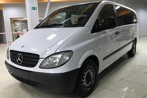 Авто Mercedes-Benz Vito, 2007 года выпуска, цена 660 000 руб., Москва