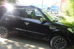Автомобиль Kia Soul, отличное состояние, 2011 года выпуска, цена 600 000 руб., Челябинск
