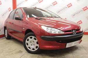 Авто Peugeot 206, 2007 года выпуска, цена 187 300 руб., Казань