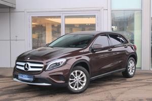 Авто Mercedes-Benz GLA-Класс, 2015 года выпуска, цена 1 729 000 руб., Москва