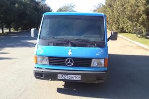 Автомобиль Mercedes-Benz MB, хорошее состояние, 1993 года выпуска, цена 165 000 руб., Краснодар
