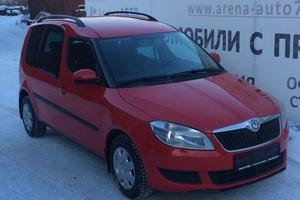 Авто Skoda Roomster, 2012 года выпуска, цена 395 000 руб., Челябинск