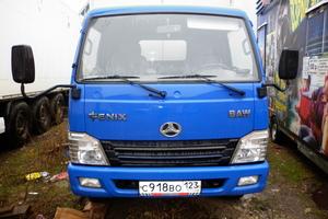 Автомобиль BAW Fenix, отличное состояние, 2012 года выпуска, цена 600 000 руб., Ейск