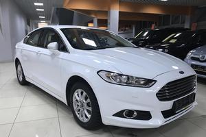 Авто Ford Mondeo, 2015 года выпуска, цена 1 010 000 руб., Москва