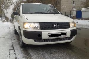 Автомобиль Toyota Probox, отличное состояние, 2002 года выпуска, цена 247 000 руб., Новосибирск