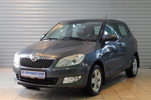 Авто Skoda Fabia, 2013 года выпуска, цена 545 000 руб., Москва