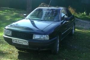 Подержанный автомобиль Audi 90, хорошее состояние, 1989 года выпуска, цена 120 000 руб., Снежинск