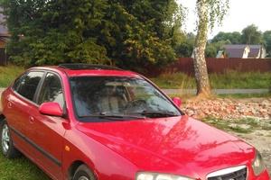 Подержанный автомобиль Hyundai Elantra, хорошее состояние, 2003 года выпуска, цена 179 000 руб., Подольск