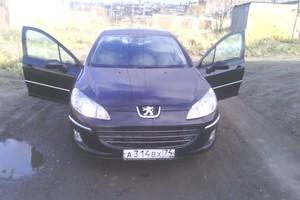 Автомобиль Peugeot 407, отличное состояние, 2007 года выпуска, цена 350 000 руб., Челябинск