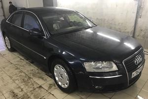 Подержанный автомобиль Audi A8, хорошее состояние, 2005 года выпуска, цена 620 000 руб., Люберцы