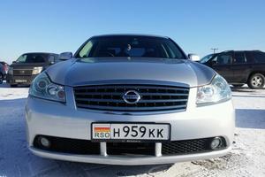 Автомобиль Nissan Fuga, отличное состояние, 2005 года выпуска, цена 380 000 руб., Владикавказ