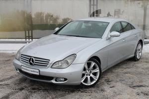 Авто Mercedes-Benz CLS-Класс, 2008 года выпуска, цена 790 000 руб., Москва