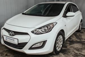 Авто Hyundai i30, 2014 года выпуска, цена 685 000 руб., Санкт-Петербург