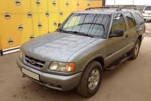 Авто Chevrolet Blazer, 1997 года выпуска, цена 310 000 руб., Самара