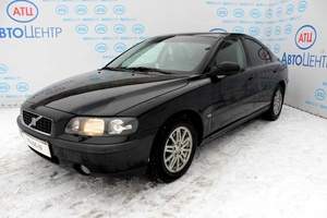 Авто Volvo S60, 2003 года выпуска, цена 320 000 руб., Санкт-Петербург