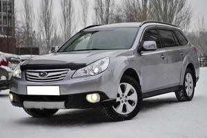 Авто Subaru Outback, 2009 года выпуска, цена 1 200 000 руб., Новосибирск