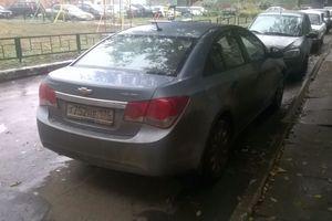 Автомобиль Chevrolet Cruze, отличное состояние, 2011 года выпуска, цена 415 000 руб., Челябинск