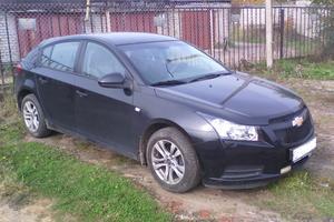 Автомобиль Chevrolet Cruze, хорошее состояние, 2012 года выпуска, цена 550 000 руб., Ярцево